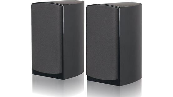 Peachtree Audio Design 5 Piano Black Speakers New In Box